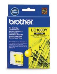 Brother LC-1000Y Yellow gele inkt