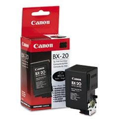 Canon BX-20 cartridge Zwart