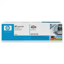 HP 43X zwarte LaserJet tonercartridge (C8543X)