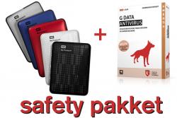 Davinci backup + AntiVirus safety pakket