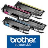 Brother TN-230 Value pakket C+M+Y+BK