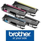 Brother TN-230 Value pakket C+M+Y+BK